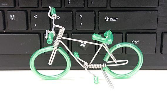 Bicycle/Green Colors/單車/綠色
