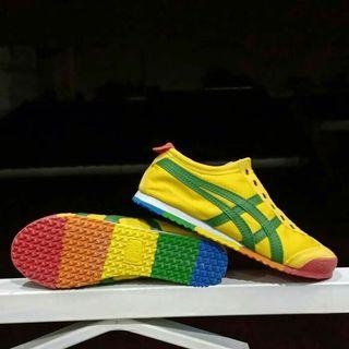 Onitsuka Rainbow Yellow