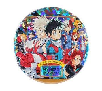 Boku no Hero Academia Jump Shop 5th Anniversary 11cm Badge