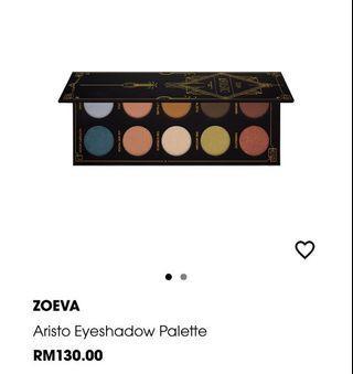 Zoeva Aristo Eyeshadow Palate