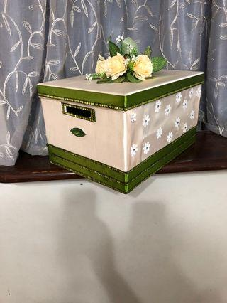 Wedding money box.