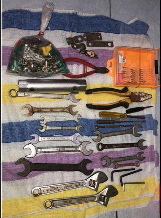 Adjustment Tools