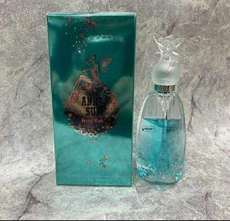 代購Anna Sui Secret Wish 30ml香水
