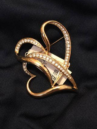 Brooch from UK
