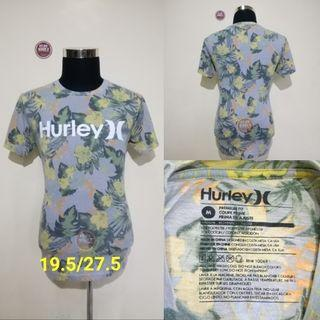 HURLEY FLORAL T-SHIRT