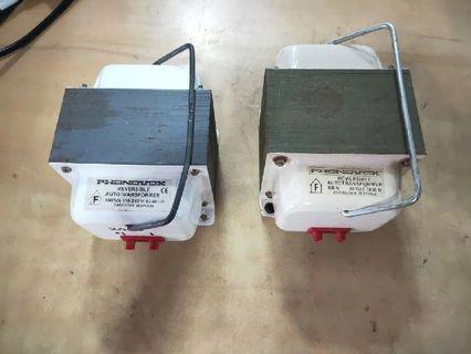 Phonovox 1000VA Reversible AutoTransformer @$60 Each
