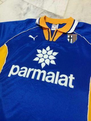 Vtg 1997/98 Parma FC Italy Puma