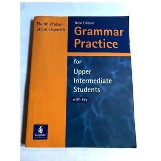 Longman Grammar Practice for Upper Intermediate Students