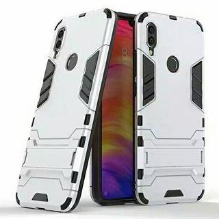 Hardcase Ironman Kickstand Armor Dual for REDMI NOTE 7