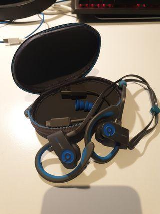 Power Beats Headphone Earphone IEM set