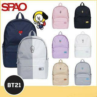 (PRE-ORDER) SPAO × BT21 Candy Backpack