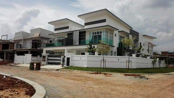Just need RM1000 Booking fee!! Freehold 2 Storey terrace house 🔥