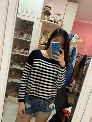 Stripes Sweater bergaris mango