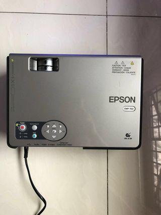 EPSON EMP-760