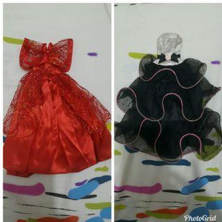玩具公仔裙~2條