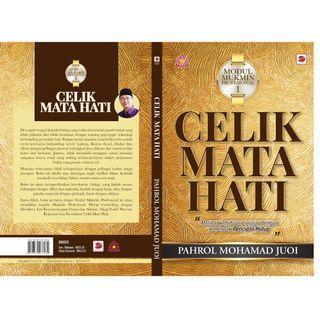 CELIK MATA HATI-Pahrol Mohamad Juoi