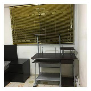 No Agent Fee Common Room @ Blk 231 Bain Street 180231 Mins to MRT A/C, WiFi.