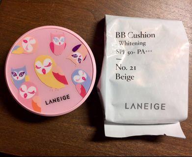 Laneige BB Cushion x2 (No.21)