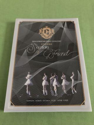Gfriend - Season of Gfriend Encore Blu-Ray