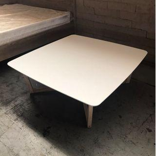Coffee Table - Glossy White Top at $150
