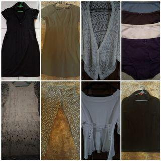 Top, Outer, Mididress, Underwear, Long Pant, Mango, Chocochips