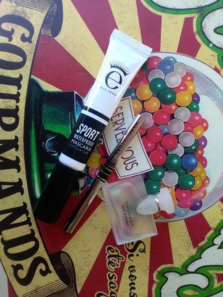 Eyeko Sports Mascara + Marc Jacobs Eyeliner Pencil