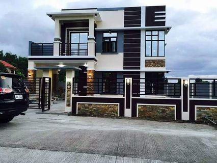 Semi-D Double Storey terrace house (Freehold)