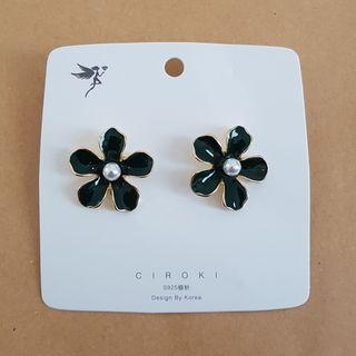 Earrings bunga