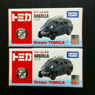 Tomica Godzilla 60th years special