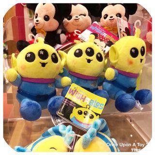 [現貨]Toy Story 三眼仔 可愛Baby版 公仔
