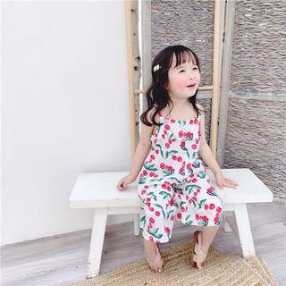 🚚 Summer Cherries one piece suit