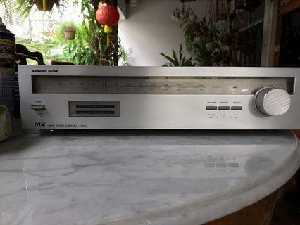 NEC stereo tuner AUT-7300E