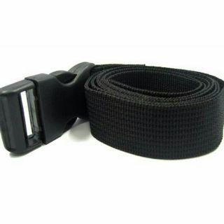Buckle belt, nylon
