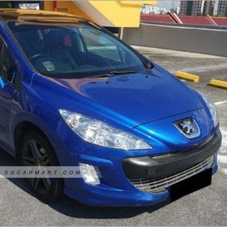 Peugeot 308 1.6 Turbo Glass Roof Auto