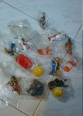 幾米 盒蛋 向左走向右走 Jimmy Mini Figure Series 2 迷你人形系列 扭蛋 盒旦