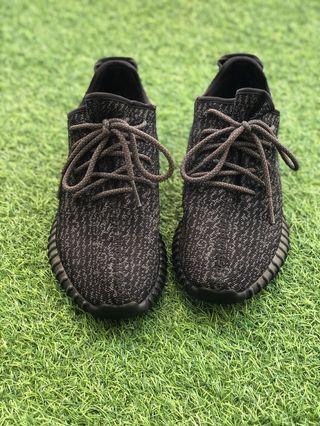 Yeezy Boost Adidas - Pirate Black