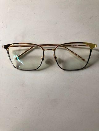 防藍光平光眼鏡