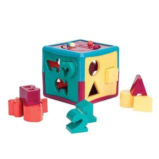 Shape Sorter Cube Baby Toy