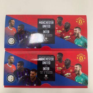Manchester United VS Inter