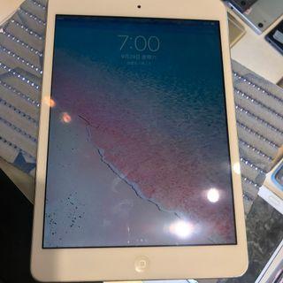second hand i pad mini1 16G  90%New