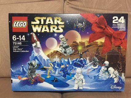 Lego Star Wars 75146 Advent Calendar