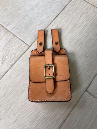 🕺🏻Vintage Leather Waist Pouch 復古皮腰包