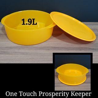 Tupperware One Touch Prosperity Keeper 1.9L (1)