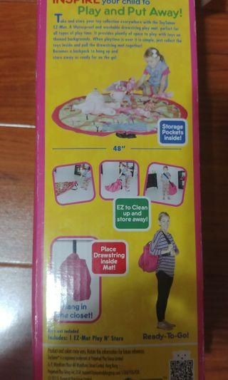 play mat ( toy tainer) 正品
