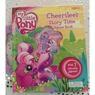 My Little Pony Cheerilee's Story Time Jigsaw Book