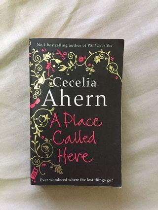 A Place Called Here by Cecelia Ahern #CarousellFaster