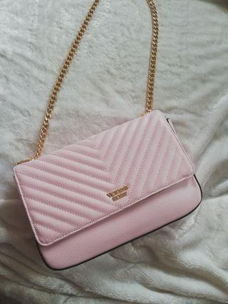 Victorias Secret pebble quilted bag