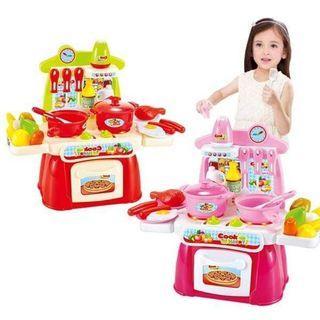 Happy Mini Kitchen Playset