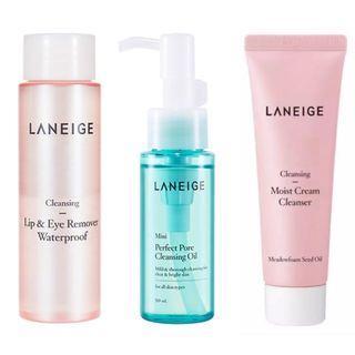 LANEIGE Make-up Cleansing Set [PREORDER]