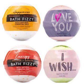 Bath Fizzy Bath Bomb & Body Work